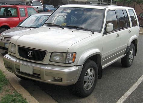 1996 acura slx information and photos zombiedrive