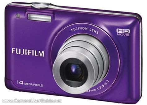 Fujifilm Finepix Jx520 fujifilm finepix jx520 pdf user manual guide