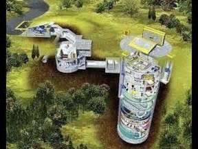 Pantry Storage Containers Australia - luxurious underground bomb nuke shelters for the world s elite youtube