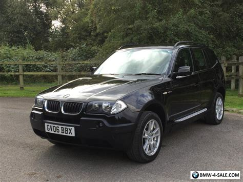 2006 four wheel drive x3 for sale in united kingdom