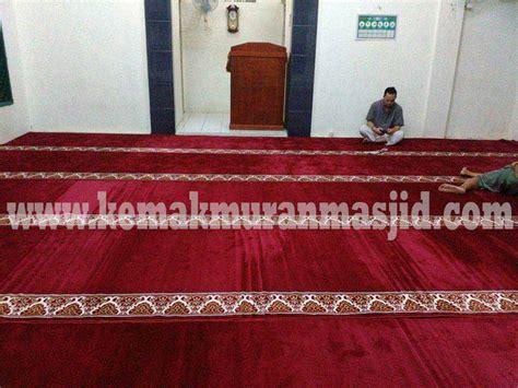 Karpet Meteran Murah Jakarta jual karpet masjid jakarta selatan harga ekonomis al