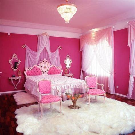 Bedroom Decor Ideas Pink Pink Bedroom Design Beautiful Pink Decoration