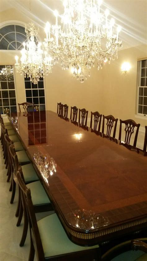 extra large dining room tables mahogany dining table designer furniture high end extra