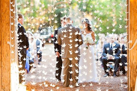 1000 Origami Cranes Wedding - what should we do with 1000 paper cranes weddingbee