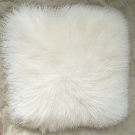 Faux Sheepskin Pillow Cover by Buy Wholesale Sheepskin Cushion Cover From China