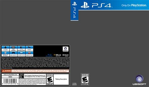 format dvd ps4 ps4 cover template by etschannel on deviantart