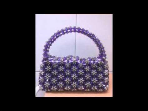 video tutorial tali kur cara membuat tas tali kur motif pelangi 2 warna by azri