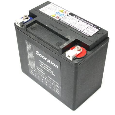 Harley Davidson Battery Replacement by Ytx16bhl Battery Harley Davidson 12 Volt Motorcycle Battery