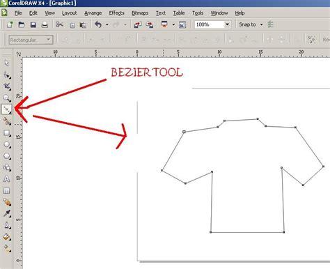 tutorial desain baju corel draw membuat desain baju dengan corel draw tutorial
