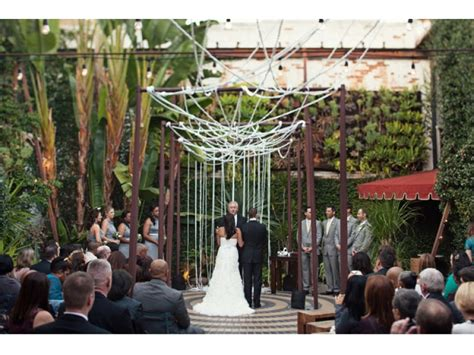 rooftop weddings in los angeles ca top wedding venues in los angeles this year los altos