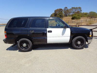how to sell used cars 2006 chevrolet tahoe interior lighting purchase used 2006 chevy tahoe police edition no reserve in redwood city california united