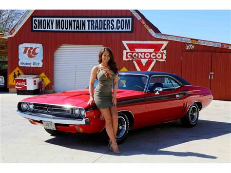 1971 dodge cars 1971 dodge challenger r t for sale classiccars cc