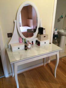 ikea bedroom dressing table hemnes dressing table with mirror white ikea for sale in