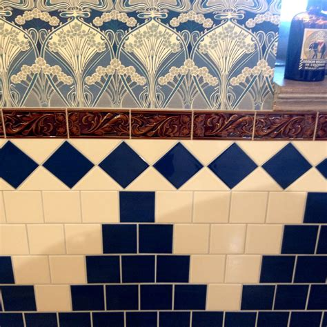 victorian pattern wall tiles victorian cressage decorative tiles 75x152mm laurel or