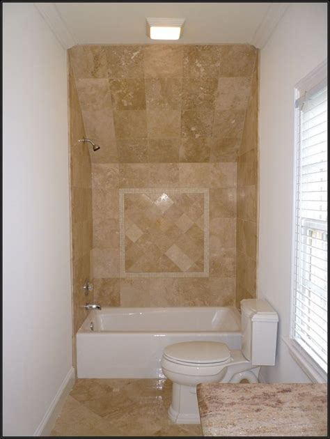 Shower Tile Ideas Small Bathrooms by 33 Pictures Of Small Bathroom Tile Ideas