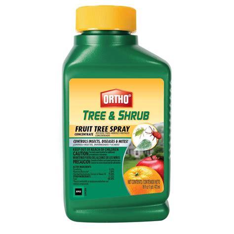 tree spray ortho tree and shrub 16 oz fruit tree spray 0424310 the