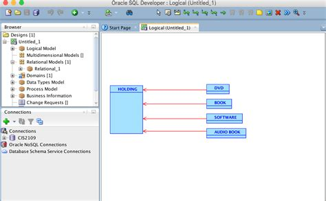 generate er diagram from sql developer how to create subtypes supertypes in er diagrams using