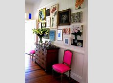 Dishfunctional Designs: Create An Eclectic Gallery Wall! Grouping Sets