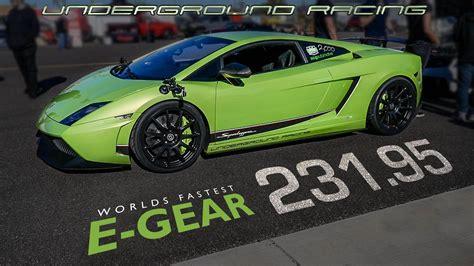 Lamborghini Gallardo Modified Lamborghini Rod