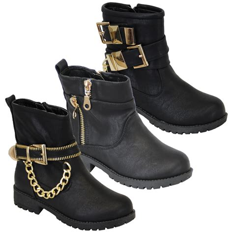 chelsea boots shoes leather look hi top ankle
