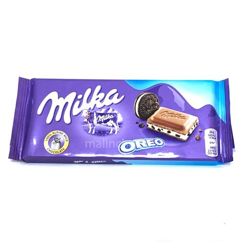 Milka Oreo 100gr milka oreo 100g