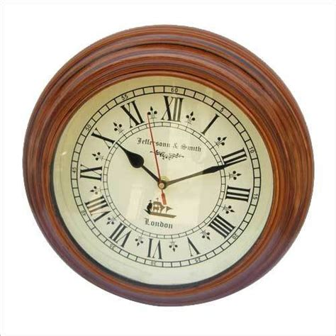 Handcrafted Wooden Clocks - antiques collectibles exporter manufacturer
