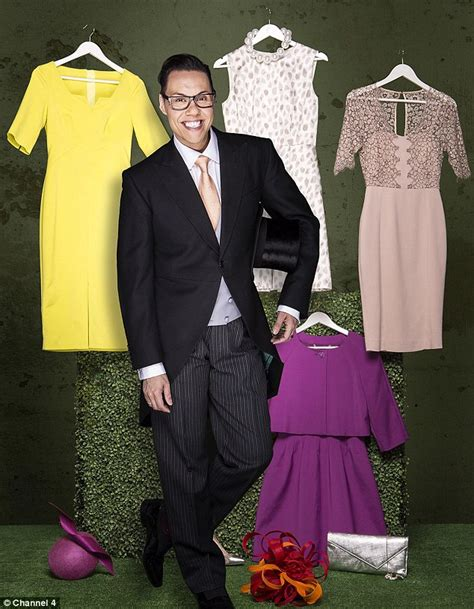 The Daily Mail Uk Fashion by Gok Wan S Tips On How To Dress At This Year S Royal Ascot