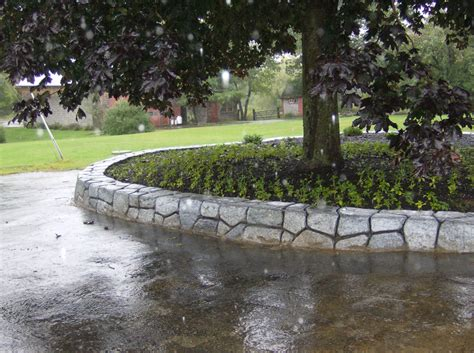 decorative concrete walls retaining walls built with decorative concrete