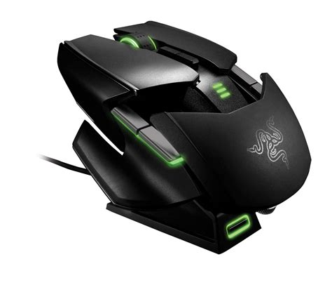 Mouse Gaming razer introduces the ouroboros wireless gaming mouse custom pc review
