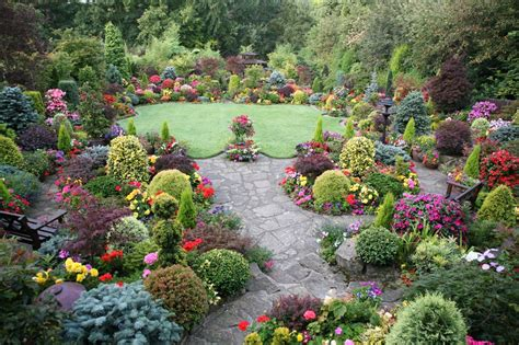 gardening photos beautiful english garden