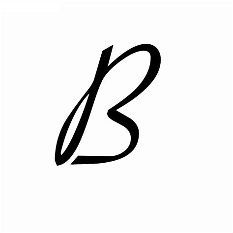 tattoo letter b designs 70 letter b designs ideas and templates