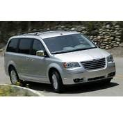 2008 Chrysler Town $amp Country