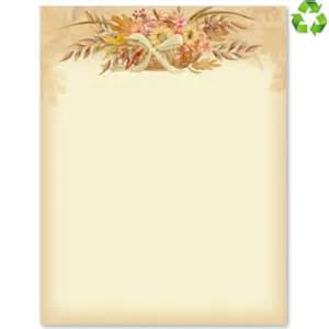 Print At Home Wedding Programs Fall Stationery Fall Paper Paperdirect Party Invitations Ideas