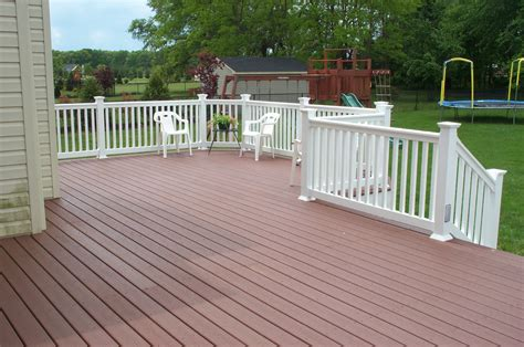 exteriors the best backyard decks design beautiful home