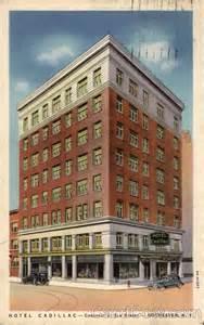 hotel cadillac rochester ny