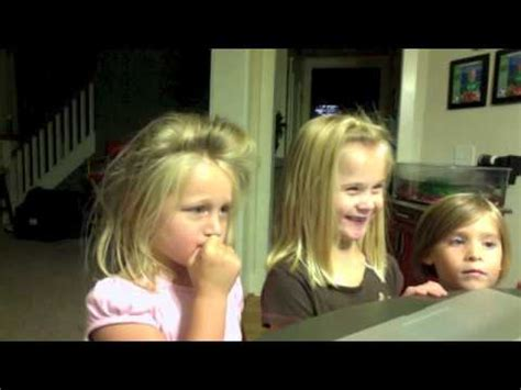 girls scared  rocking chair video youtube