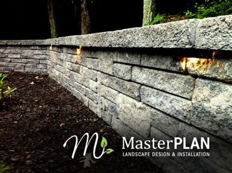 retaining wall lights cap garden projects with sticks retaining wall cap