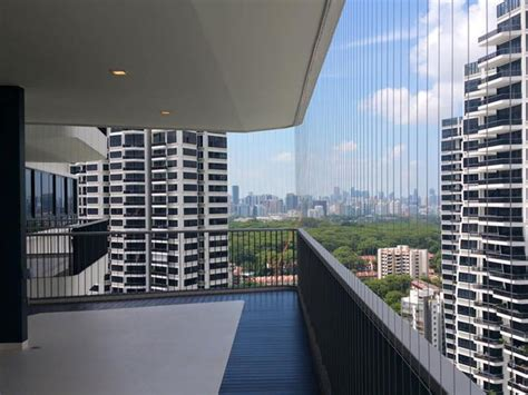 overview  balcony invisys invisible grille singapore