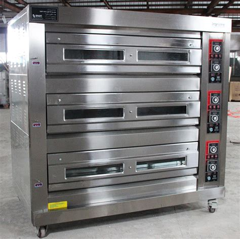 Oven Gas Bakery iso9001 stainless steel home food maker automatic gas ovens bakery used buy gas ovens bakery