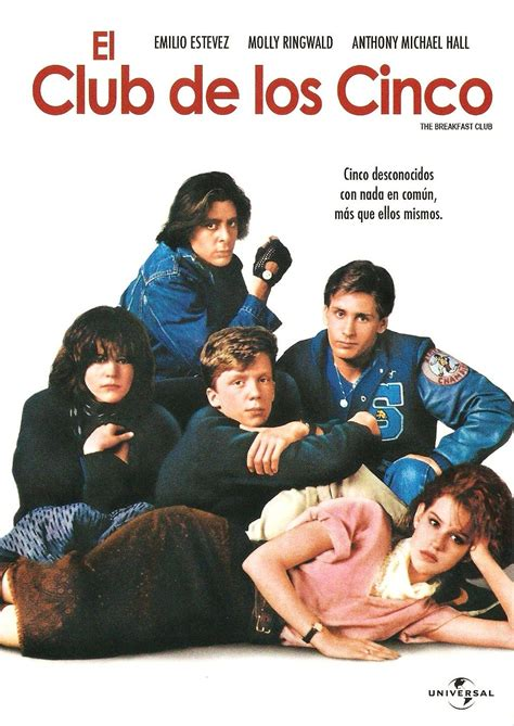 el club de los critica el club de los cinco the breakfast club 1985 zin 233 filos blog de cine
