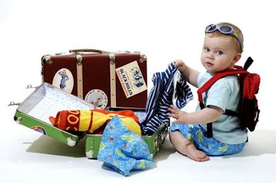 travelling with children ask chris i s o baby friendly getaway