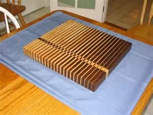woodwork cutting board end grain pdf plans
