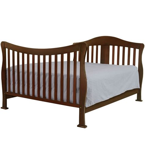 Davinci Parker 4 In 1 Convertible Crib In Coffee Davinci 4 In 1 Convertible Crib