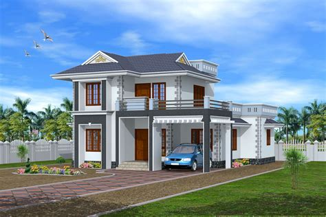 2 home designs home designs modern homes exterior designs views