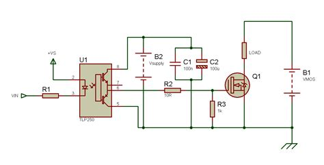 transistor as mosfet driver switches relay or transistor for dc resistive load electrical engineering stack exchange