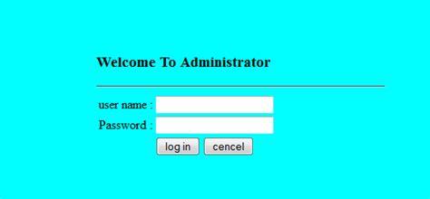 membuat form registrasi mengunakan kode html pemrograman web membuat form login mengunakan html pemrograman web