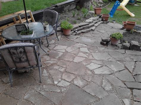 Recycled Concrete Patio My Re Use Projects Pinterest Recycled Patio Pavers
