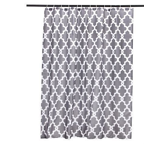 hookless shower curtain liner extra long shower curtains extra long hookless curtain best ideas