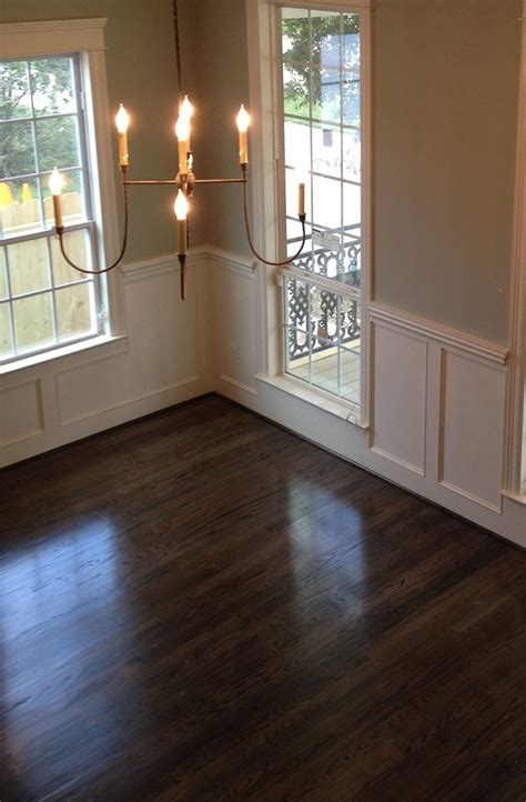 Wainscoting In Dining Room Dining Room Floors And Wainscoting Formal Dining Room Pinterest