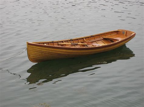 boat made of wood small wooden boats rowing boat built from wood in the